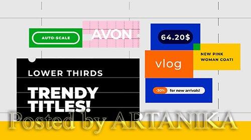 Titles Trendy Auto-Scale 198857