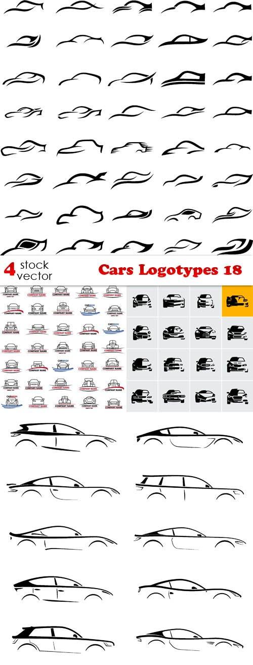 Vectors - Cars Logotypes 18