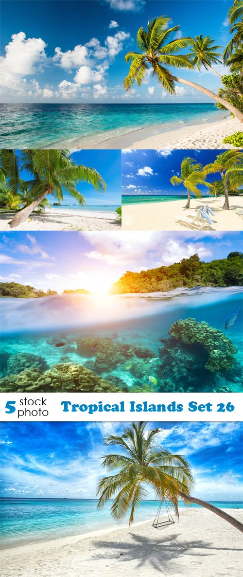 Photos - Tropical Islands Set 26