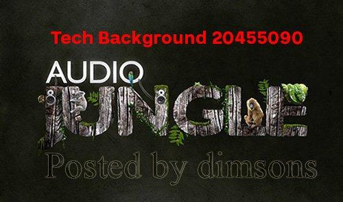 Tech Background 20455090