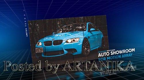 MotionArray - Auto Showroom 227731