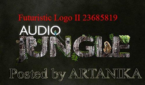 Futuristic Logo II 23685819