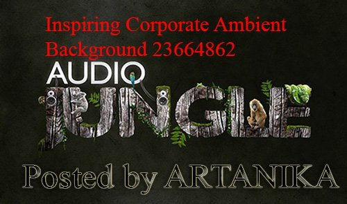 Inspiring Corporate Ambient Background 23664862