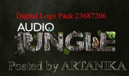 Digital Logo Pack 23687206