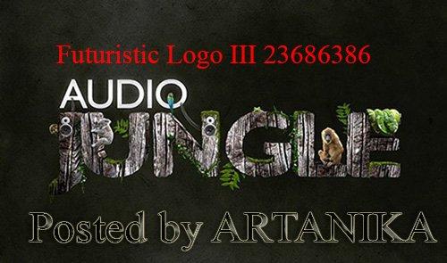 Futuristic Logo III 23686386