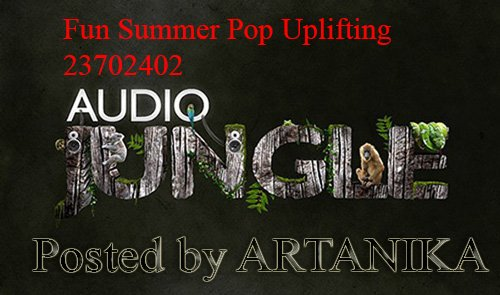 Fun Summer Pop Uplifting 23702402