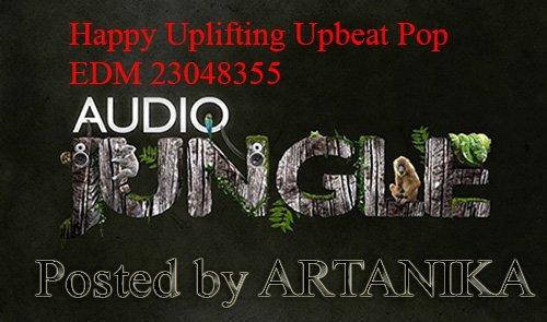 Happy Uplifting Upbeat Pop EDM 23048355