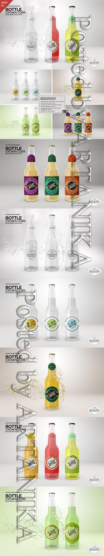 CM - Crown Cork Bottle Mock Up 2304114