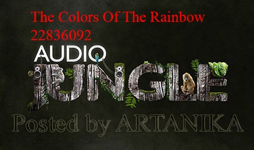 The Colors Of The Rainbow 22836092