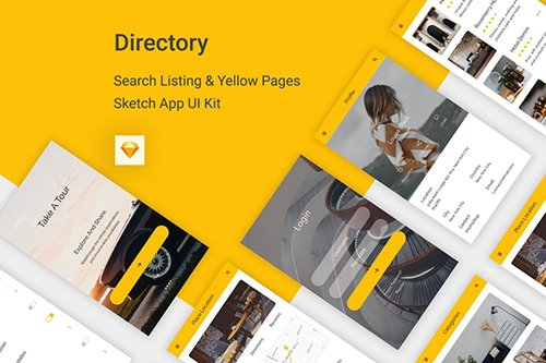 Directory - Listing Mobile App