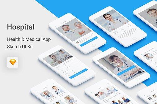 Hospital - Health & Medical Mobile App