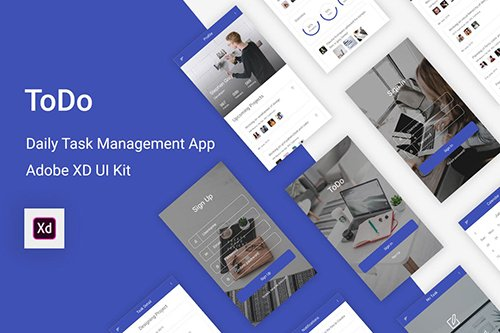 ToDo - Daily Task Management App