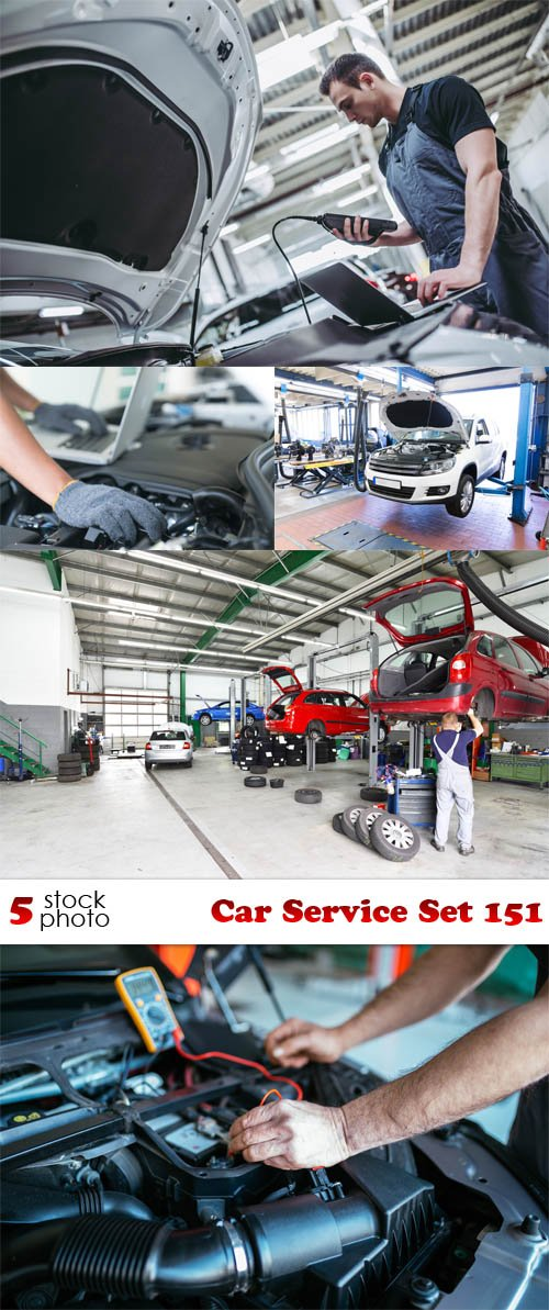 Photos - Car Service Set 151