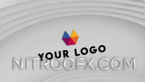 MA - Paper Style Logo Reveal 222151
