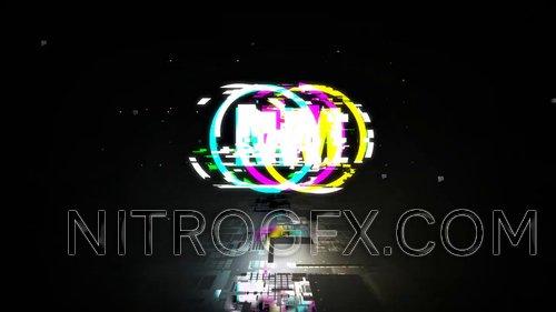 MA - Glitch Logo Opener 221133