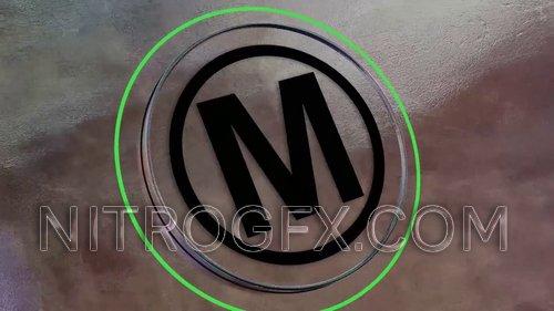 MA - Circle Mechanical Logo Reveal 222480