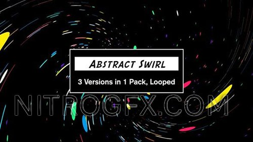 Abstract Swirl Pack 23751044