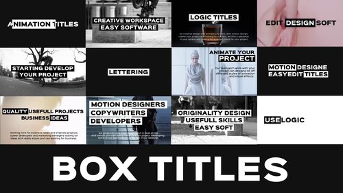 MA - Box Titles 224969