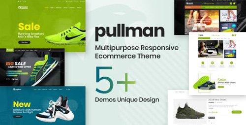 ThemeForest - Pullman v1.0 - Multipurpose Prestashop Responsive Theme - 23675125