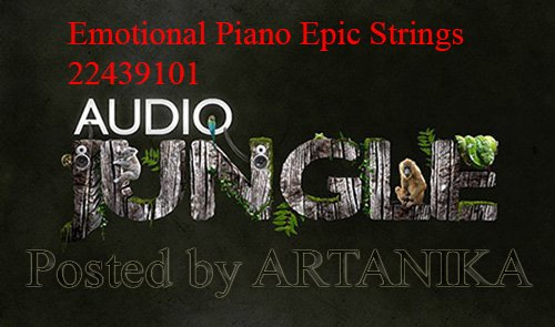 Emotional Piano Epic Strings 22439101