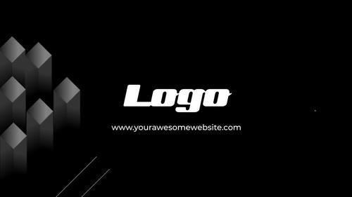 MA - Logo Glitch Cubes Reveal 225987
