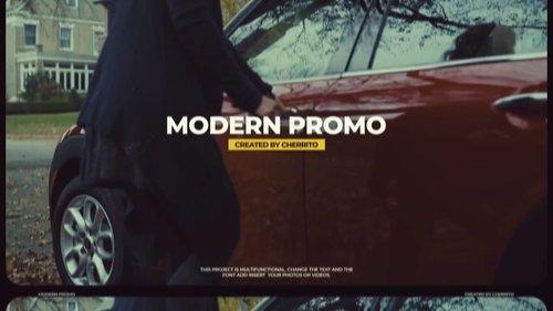MA - Modern Promo 225998