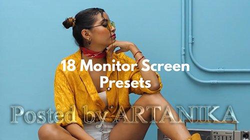 Monitor Screen Presets 204089