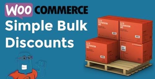 CodeCanyon - WooCommerce Simple Bulk Discounts v1.0.6 - 19328309