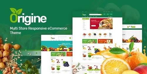 ThemeForest - Origine v1.0 - Organic Opencart Theme - 23834140