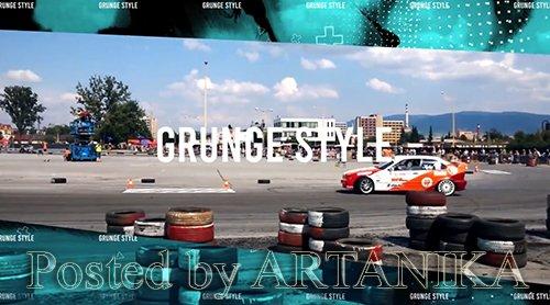 Grunge Action Opener 237498