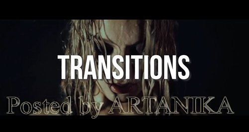 Spin Text Transitions 233587
