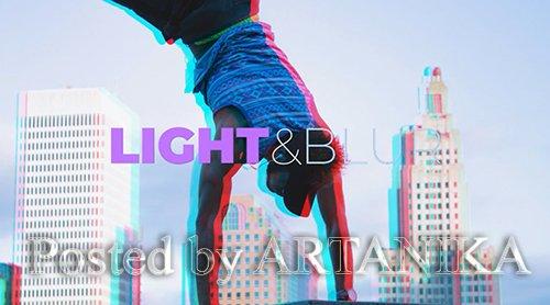 Light Blur Transitions Presets 218492
