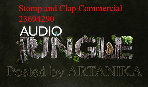 Stomp and Clap Commercial 23694290