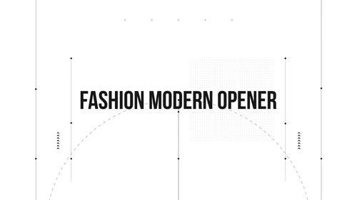 MotionArray - Fashion Modern Opener 236901