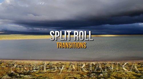 Roll Split Transitions 232761