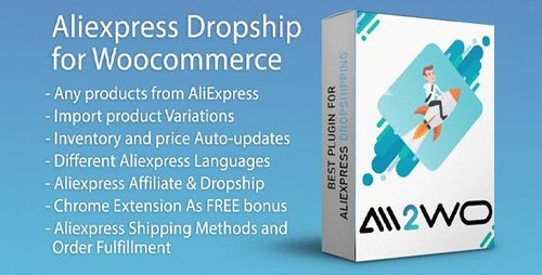 CodeCanyon - AliExpress Dropshipping Business plugin for WooCommerce v1.6.6 - 19821022