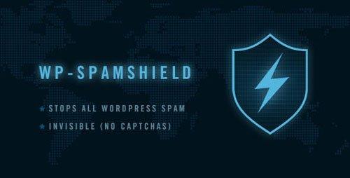 CodeCanyon - WP-SpamShield v1.9.41 - WordPress Anti-Spam Plugin - 21067720