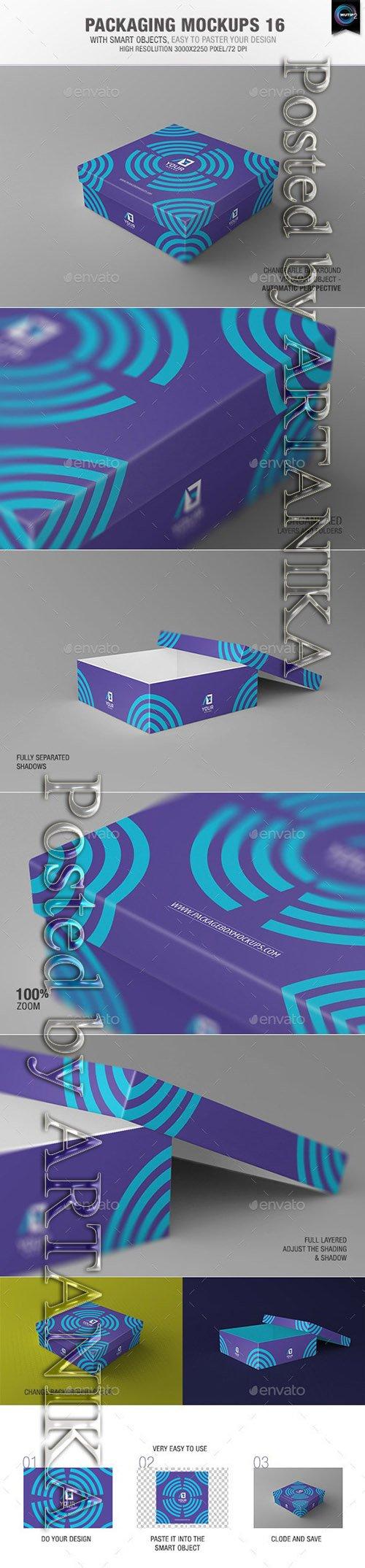 Packaging Mock-ups 16 9353251