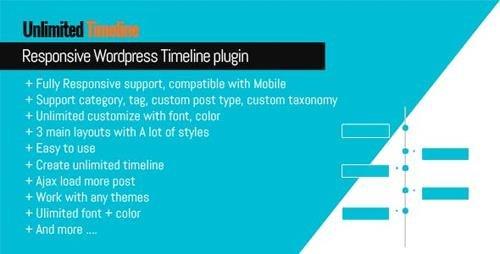 CodeCanyon - Unlimited Timeline v1.3 - Responsive Wordpress plugin - 12910457