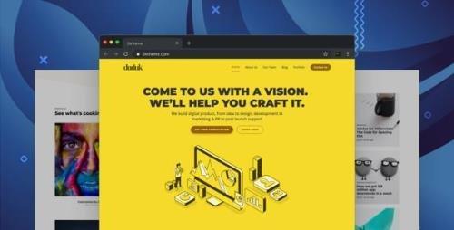 ThemeForest - Duduk v1.0 - Digital Agency HTML Template - 23882229
