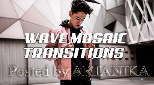 Wave Mosaic Transitions 207531
