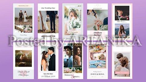 Wedding Instagram Stories 181569