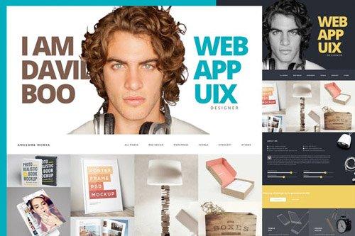 Freelancer Portfolio - TRML28J