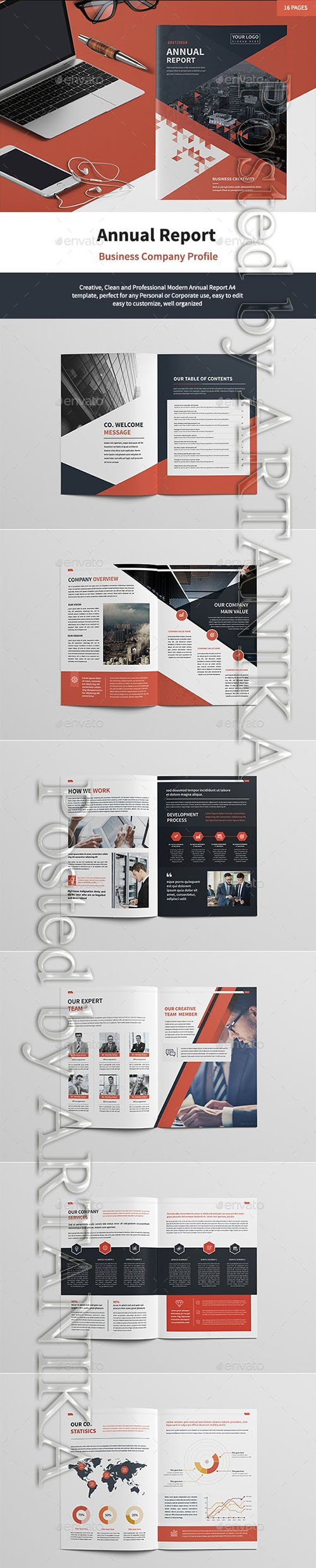 Corporate Business Brochure 21136141