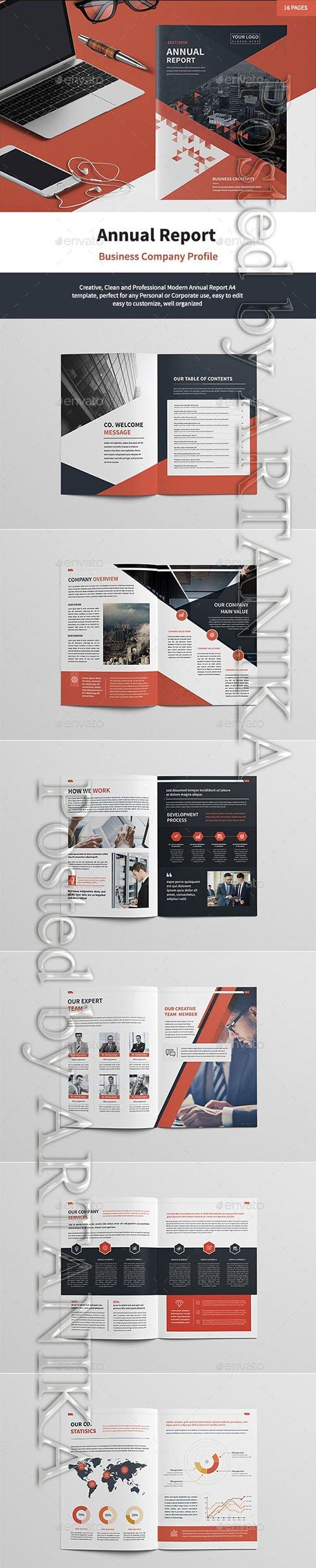 Corporate Business Brochure 21136141