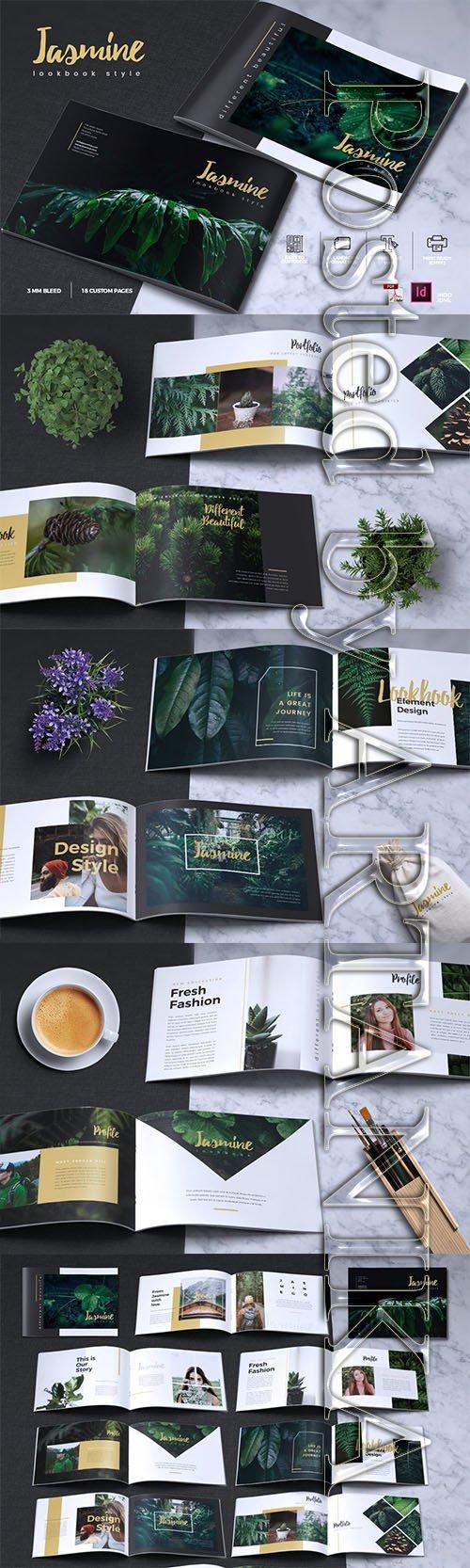 JASMINE- Lookbook Brochure Catalogue 2145903