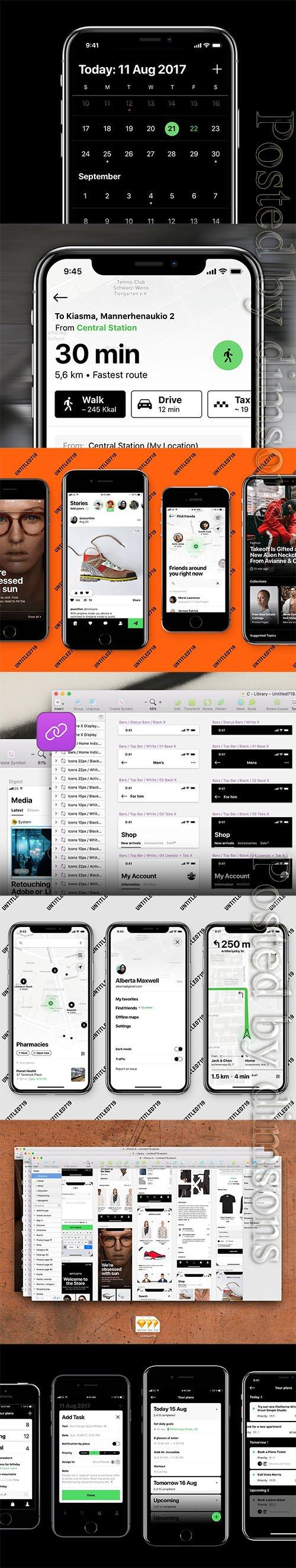 Untitled719 iOS UI Kit