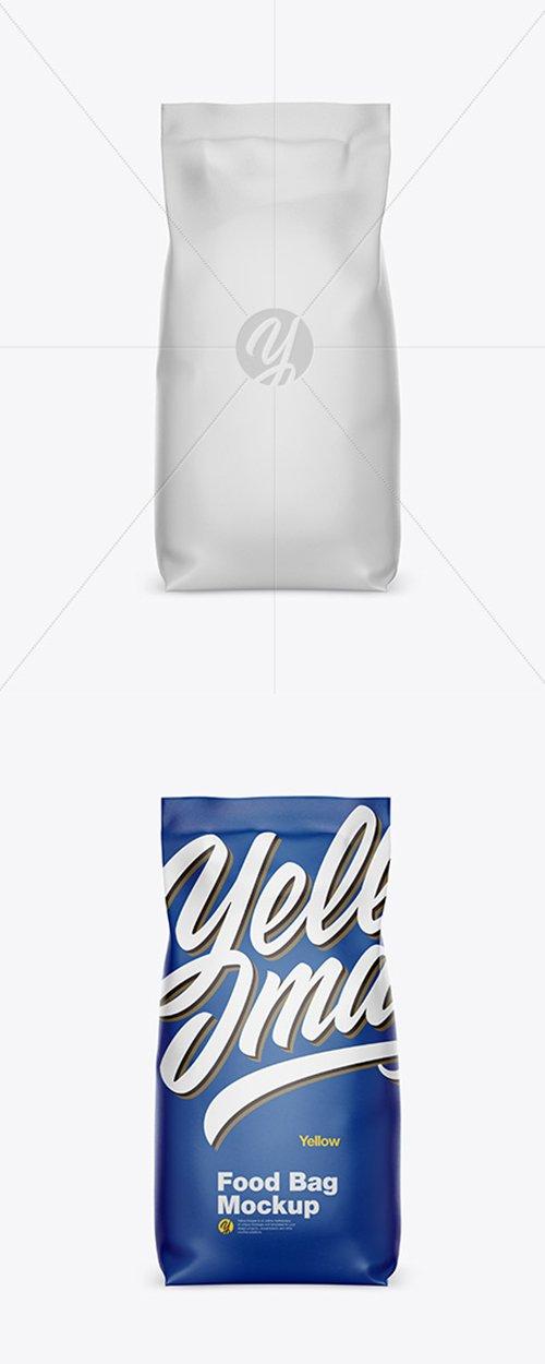 Paper Food Bag Mockup 44116 TIF