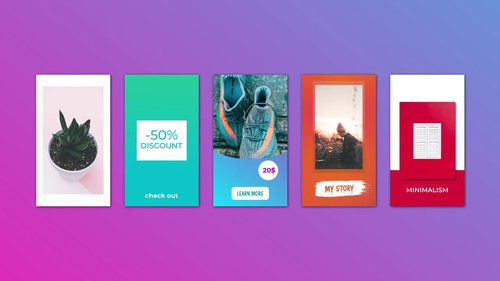 MA - Instagram Stories Pack V10.4 243769