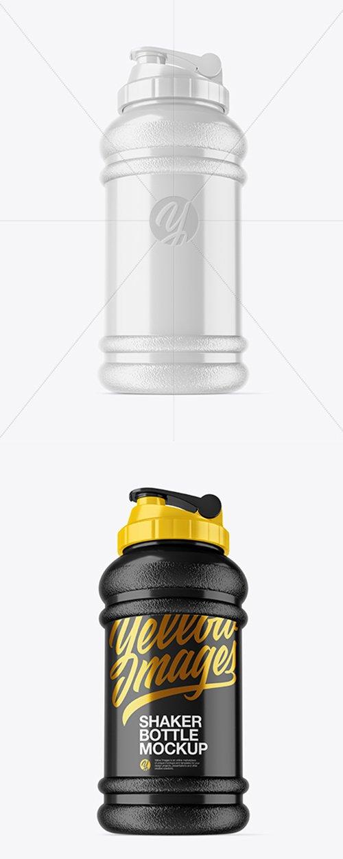 Glossy Shaker Bottle Mockup 44127 TIF